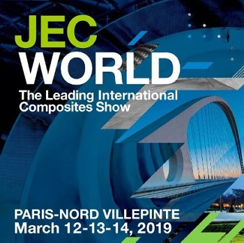 JEC WORLD 2019, PARIS, from March 12th to 14th