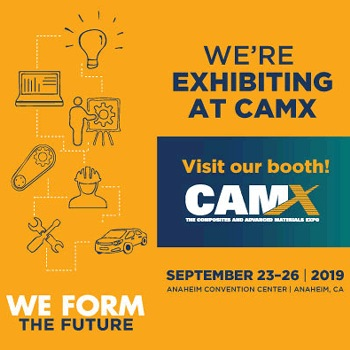 MULTIAX at the CAMX 2019